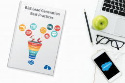 best practices in lead generation b2b marketing