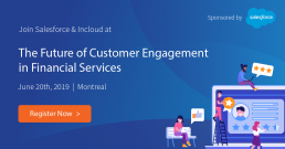Salesforce & Incloud Event: The future of customer engagement in financial services