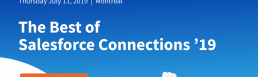 Best of Salesforce Connections '19